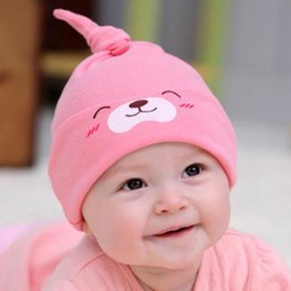New Born Baby Caps