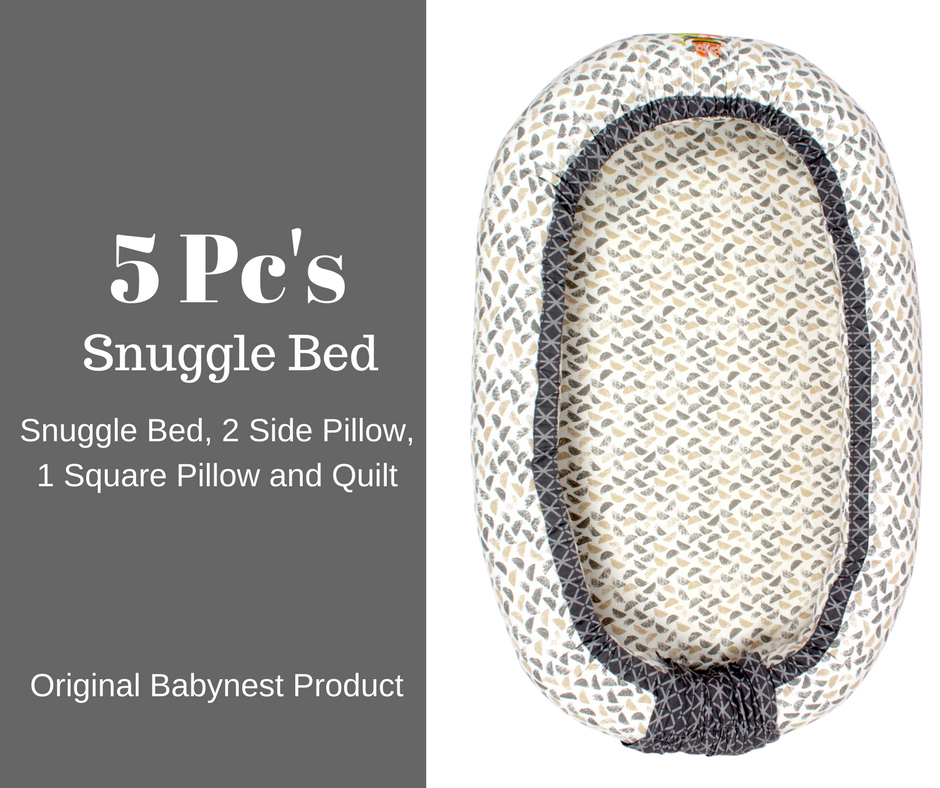 Snuggle Bed For Baby In Pakistan