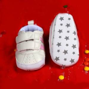 Newborn Baby Soft Sole Shoes