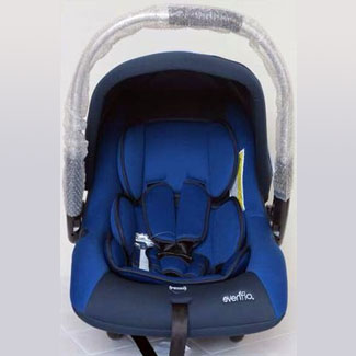 Carrier & Carry Cot