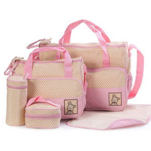 Multifunction Baby Diaper Bag in Pakistan