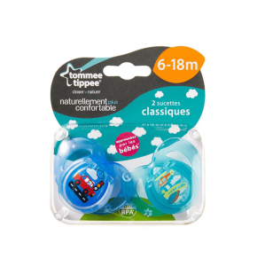 Tommee Tippee Soother for Newborn Babies