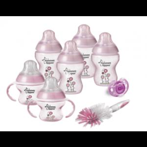 baby feeding bottle starter set