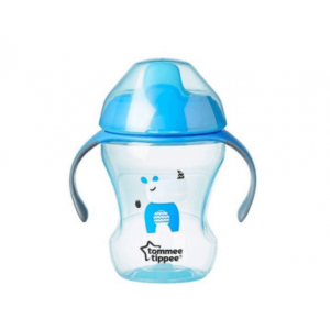 trainer cups for babies in blue color