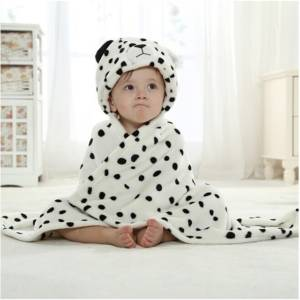 Cute Animal Bathrobe for Baby in Pakistan
