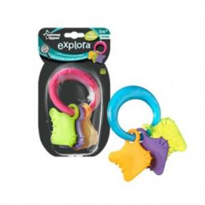 Tommee Tippee Trio Teether in Pakistan
