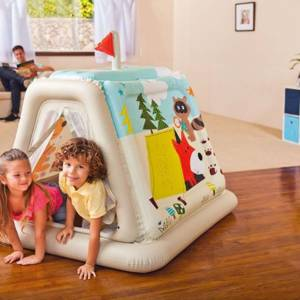 indoor play tent house