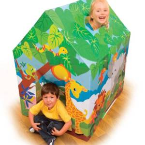 kids play tent house
