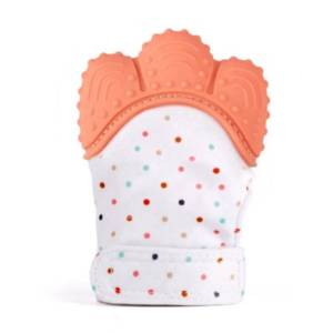 silicone baby teething mittens in pakistan