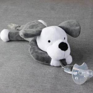 infant nipple holder pacifier
