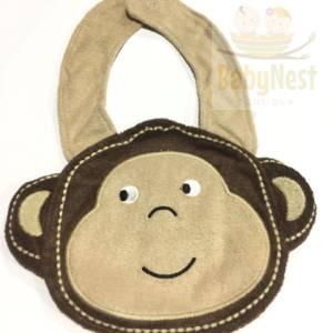Monkey Face Baby Bib in Pakistan