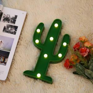 Cactus LED Light in Pakistan - Baby Cactus Lamp