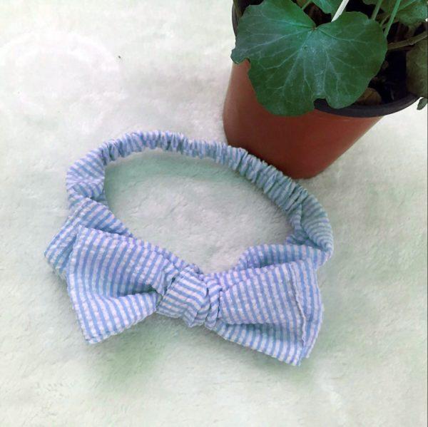 Newborn Baby Bows Headband