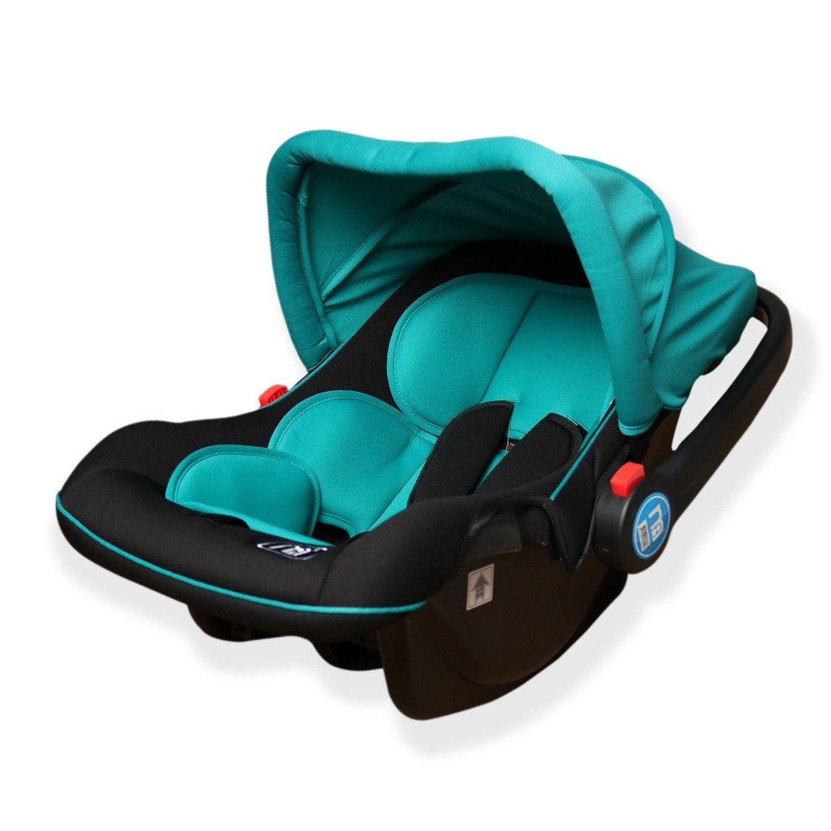 Mothercare Carry Cot Car Seat 0 18 Months Aqua Blue Bnbcc 07