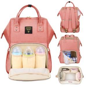 Multi-Function Waterproof Diaper Bag