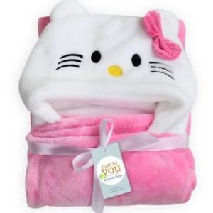 Newborn Hooded Baby Blanket in Pakistan