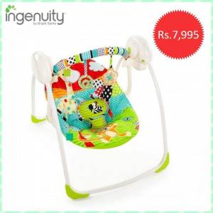 baby bouncers and swings in pakistan