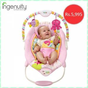 Baby Portable Swing Chair in Pakistan