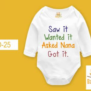 Infant Onesie Online in Pakistan