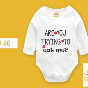 customized rompers for babies