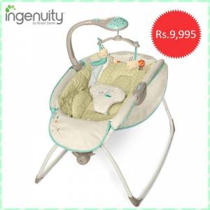 Moonlight Rocking Chair for Baby