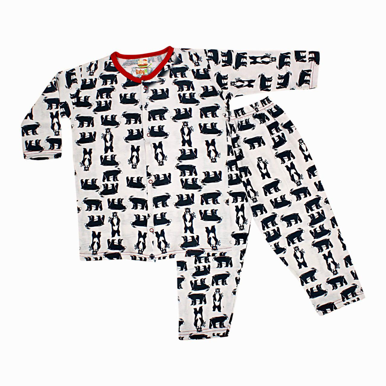 482ef15c2 White Night Suit for Baby Price in Pakistan | Baby Nest Boutique