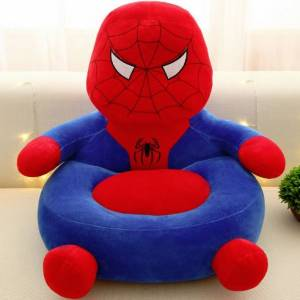 Spider Man Character Floor Sofa for Baby