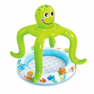 Smiling Octopus Shade Baby Pool in Pakistan