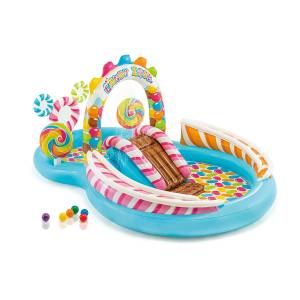 Intex Inflatable Candy Swimming Pool for Kids
