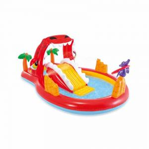 Happy Dino Play Center Pool for Kids with Toys