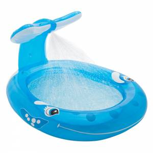 Intex Whale Spray Pool for Babies