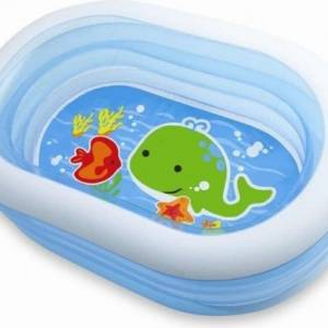 Intex Inflatable Oval Shape Pool