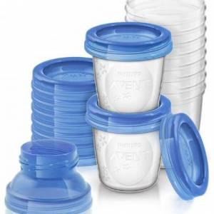 Philips Avent Milk Storage Cups in Pakistan