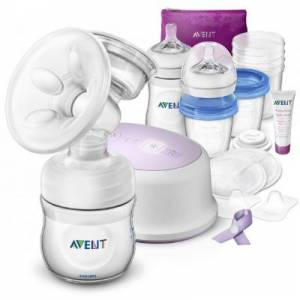 Philips Avent Single Electric Breastfeeding Set