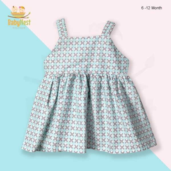 Baby Summer Cotton Frocks Collection