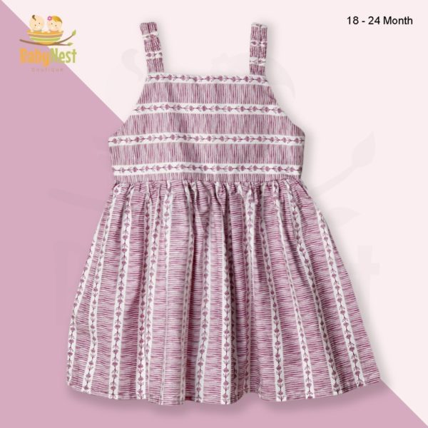 Toddler Summer Frocks for Baby Girl