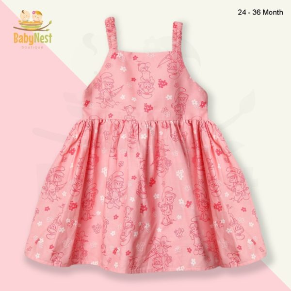 Buy Printed Frocks for Baby Girls in Pakistan