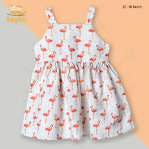 Baby Sleeveless Dress for 12-18 Month