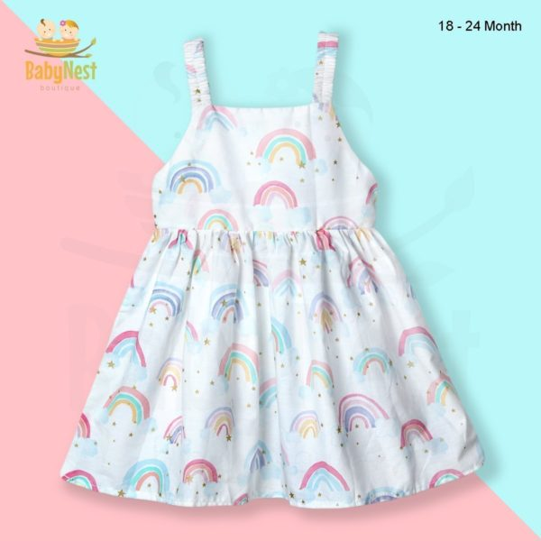 Baby Frocks for Summer in Pakistan