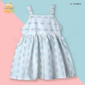 Baby Floral Frocks for 12-18 Month