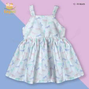 Buy Casual Frocks for 12-18 Month Girls