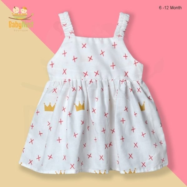 Casual Frocks for Babies Online