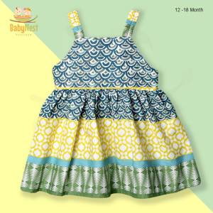 Casual Summer Frocks for Baby Girl