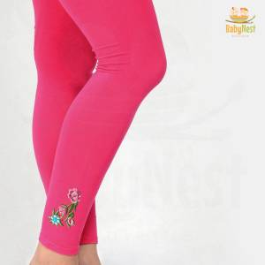 Embroidered Girls Legging in Pakistan