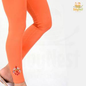 Embroidered Girls Tights Online