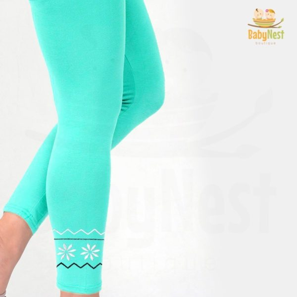 Embroidered Tights Collection for Girls