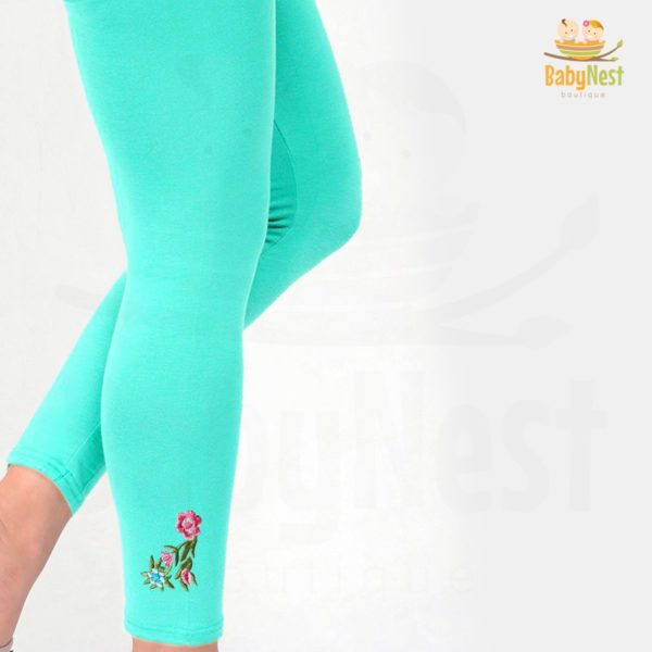 Buy Embroidered Tights for Girl