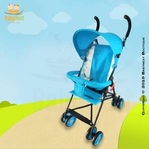 Modern Strollers and Prams