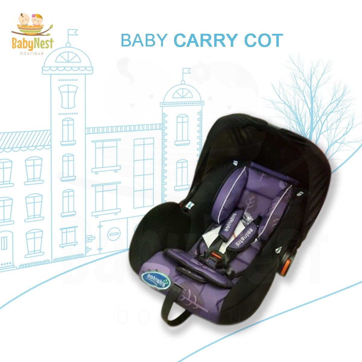 Baby Car Seats Price in Pakistan | Baby Nest Boutique