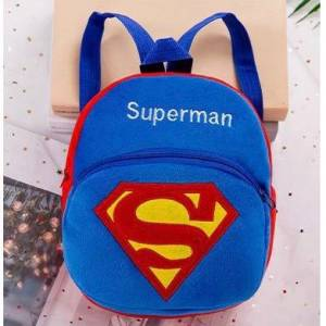 Superman Character Bags for Kids